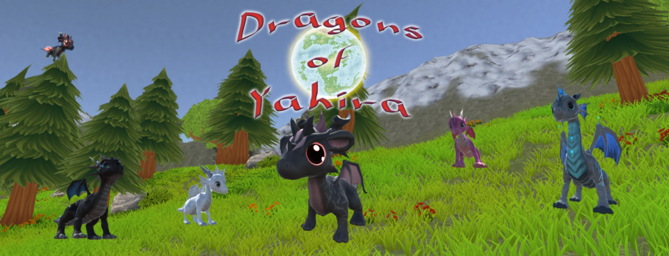 Dragons of Yahira